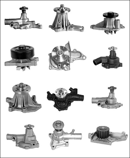 Water Pump Emblies